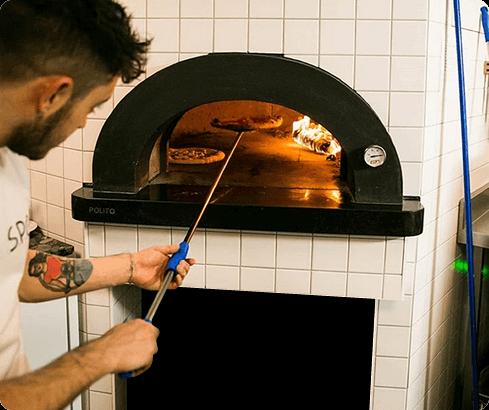 pizaa oven