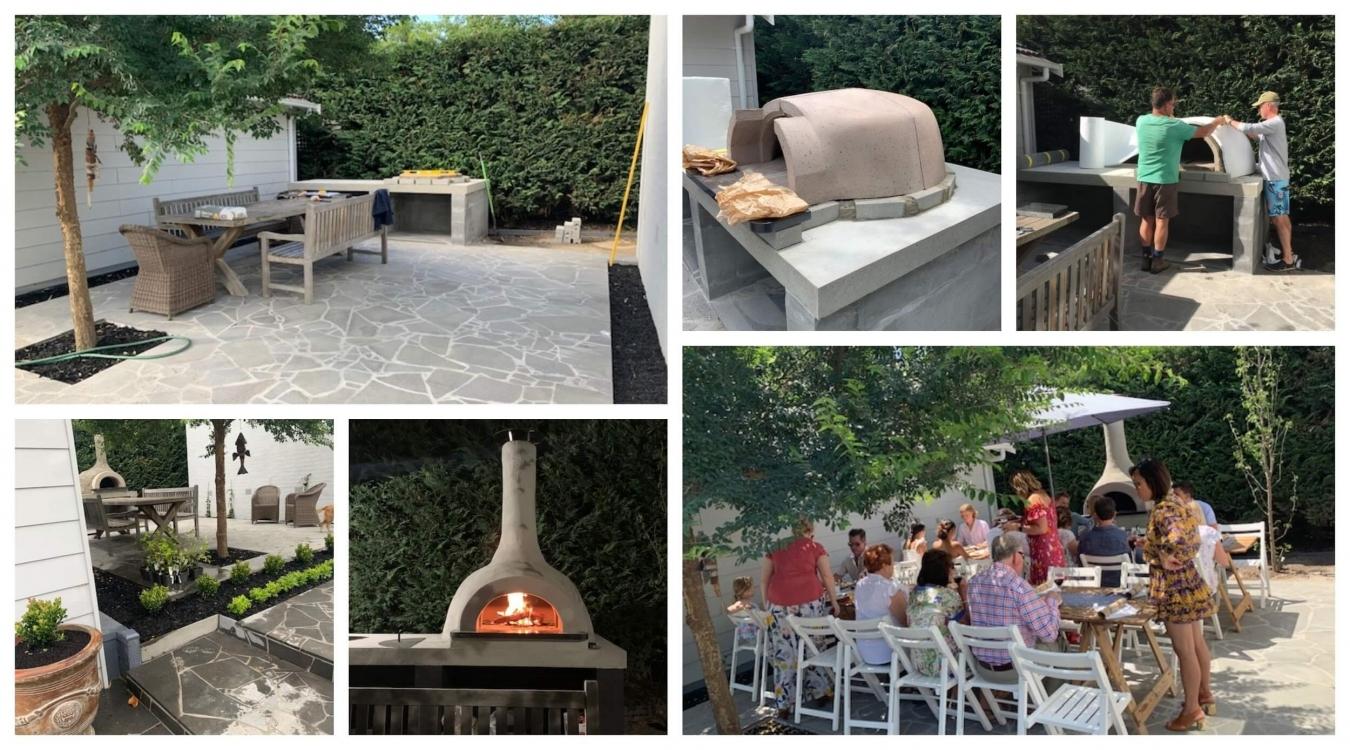 DIY Outdoor Wood Fired Pizza Oven Kits Australia   Polito ...